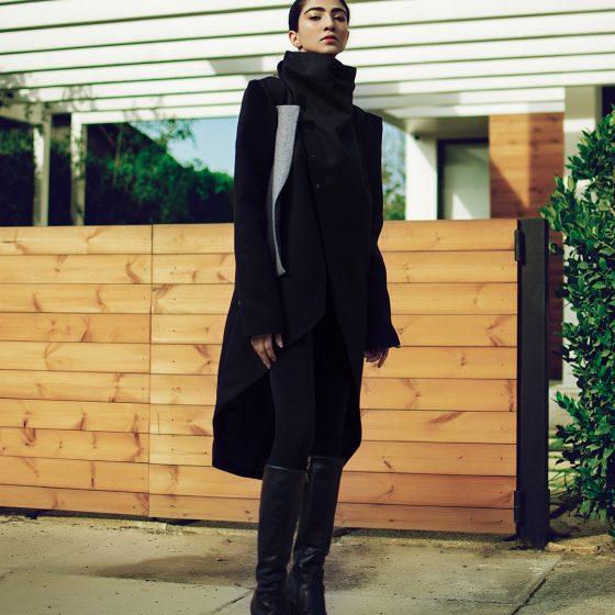 Hooman Zahedi Fashion Photography with Bonzelfi