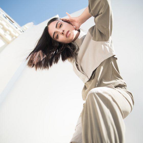 Persian Fashion Girl